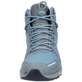 Mammut T Aenergy Mid GTX Shoes Women grey-dark air